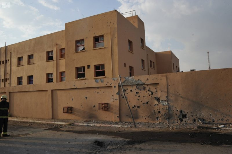 المليشيات الحوثية وأعوانهم تواصل خرق الهدنة وقصف القرى الحدودية في جازان