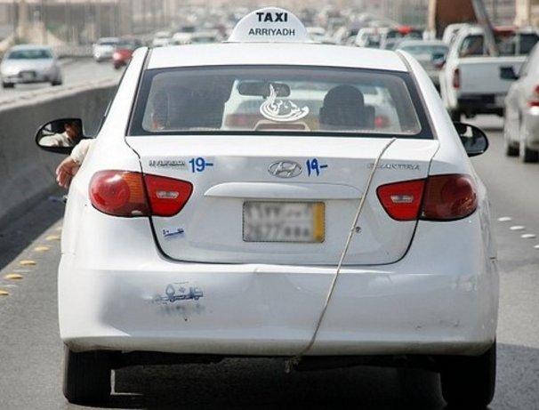 ضبط 1064 سيارة أجرة مخالفة في منطقة #مكة
