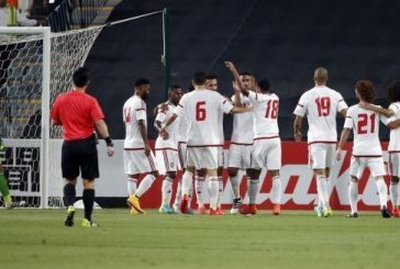 تصفيات مونديال: فوز الإمارات على تايلاند بثلاثية