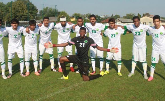 «الأخضر» الشاب يتأهل إلى مونديال كأس العالم للمرة الثامنة