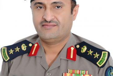 تكليف العقيد علي المنتشري مدير للدفاع المدني بمكة المكرمة