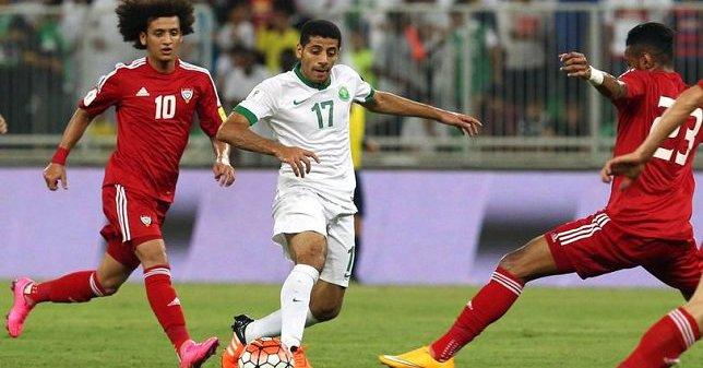 الأخضر يتألق ويتصدر بفوز على الإمارات (فيديو)