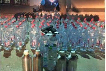شرطة تلقي القبض على مروج خمور جنوب الرياض