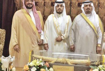 """آل سالم تحتفل بزواج """"علي """""""