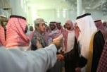 الأمير سعود بن نايف لأسرة الشهيد: سنبشركم بالقبض على الجناة قريباً بإذن الله