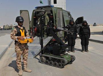 بالصور.. عمليات تمرين أمن الخليج العربي تتواصل في البحرين