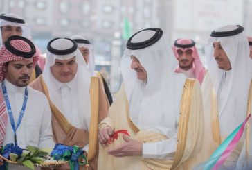 أمير الشرقية يفتتح ويدشن مشاريع للمياه بقيمة 300 مليون ريال بالجبيل