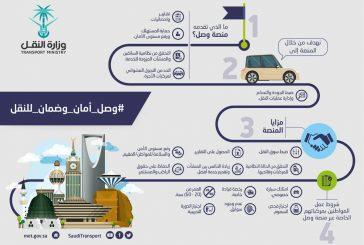 هيئة النقل: تحذر الأجانب من العمل بالمركبات الخاصة مع شركات التطبيقات