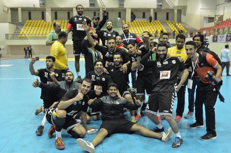 """""""النور"""" يحصد لقب البطولة الآسيوية والتأهل لبطولة كأس العالم لكرة اليد"""