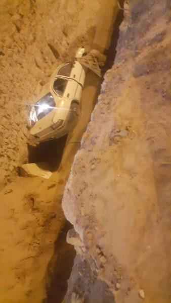 إصابة 11 شخص في حادثين ببريدة