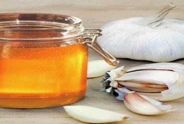 وصفة الثوم و العسل للتخلص من 8 مشاكل صحية