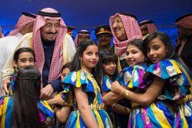 الملك سلمان في الكويت