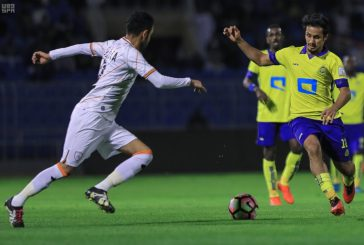 الشباب والنصر يتعادلان بهدف لكل منهما في دوري المحترفين السعودي
