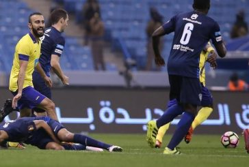 بالفيديو: النصر يتأهل لنهائي كأس ولي العهد بهدفين نظيفين بمرمى الهلال