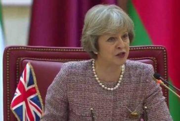رئيسة وزراء بريطانيا: السعودية أنقذتنا من عمليات الإرهاب