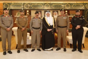 الأمير سعود بن نايف: على المواطن الإبلاغ عن كل مخالفة وعدم التستر على المخالفين