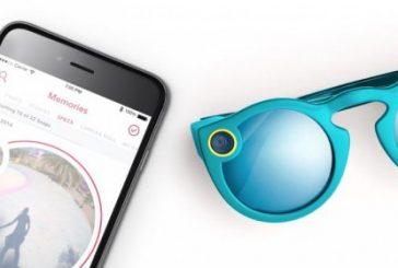 النظارات ثاني منتج لشركة سناب شات: Spectacles