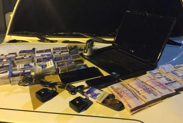الإطاحة بعصابة آسيوية سرقت أرصدة إحدى شركات الاتصالات