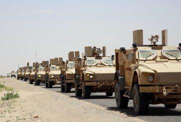 الجيش اليمني يسيطر على مناطق مهمة غربي تعز