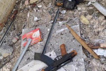 الداخلية: انتحار إرهابيين والقبض على اثنين بمداهمة وكرين إرهابيين