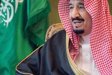 خادم الحرمين يوجه بمراعاة الحالات الإنسانية للأسر المشتركة السعودية القطرية