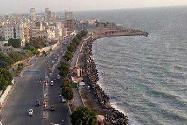 استشهاد اثنين ضمن طاقم فرقاطة سعودية تعرضت لهجوم انتحاري حوثي بميناء الحديدة