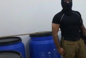 القبض على عمالة تُدير مصنع خمور في الجبيل
