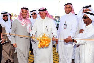 افتتاح عدد من مشاريع الواجهه البحرية بينبع الصناعية