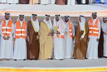 """أمير المنطقة الشرقية يخرج 1051 درعاً من دروع """"دافع"""" في جامعة الإمام عبد الرحمن الفيصل"""