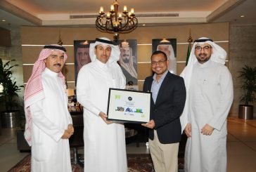 الخطوط السعودية تحصد جائزة التميز في الترفيه الجوي للأطفال