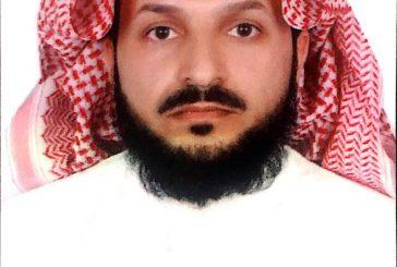 """""""القحطاني"""" يحصل على درجة الماجستير من جامعة الملك فيصل"""