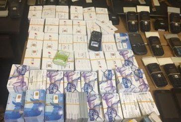 ضبط عصابة سرقة أرصدة البطاقات مسبقة الدفع في الرياض
