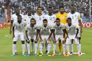 إعلان قائمة المنتخب السعودي الأول لكرة القدم لمعسكر الرياض