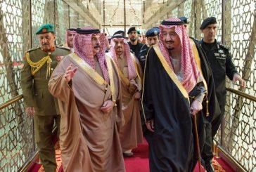 ملك البحرين: مهرجان الجنادرية حدث مهم يجسد التراث الإسلامي الأصيل