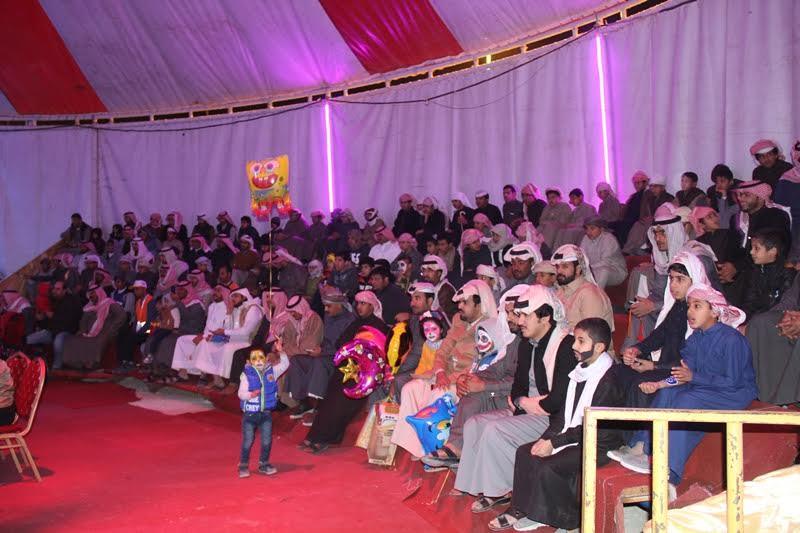 أكثر من 100 ألف زائر بمهرجان ربيع النعيرية السادس عشر