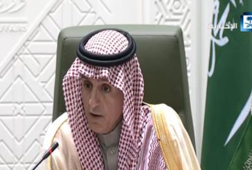 الجبير: الانقلابيون نقضوا 70 اتفاقاً أبرمتها المملكة لحل الأزمة في اليمن