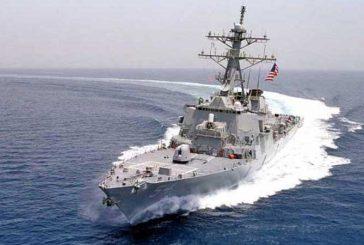 أمريكا ترسل مدمرة قبالة السواحل اليمنية بعد استهداف فرقاطة المملكة