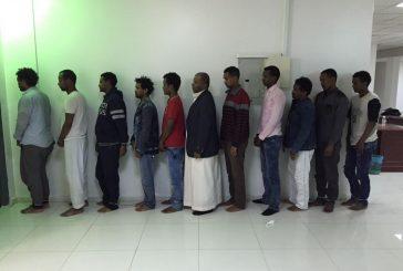 الرياض.. الإطاحة بـ 13 إثيوبيا سلبوا مليون ريال من مواطنين ومقيمين