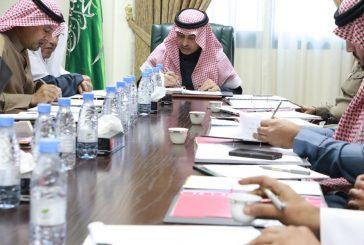 لجنة المناسبات بالجبيل تعقد اجتماعها الأول