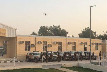 شرطة الرياض تنفذ رهائن وتضبط محتجزهم بحوزته اسلحة نارية وذخيرة