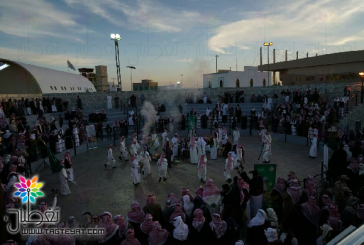 قرية الباحة ..تبهر الزوار في مهرجان الجنادرية