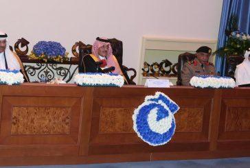 """الأمير سعود بن نايف يرعى ملتقى """"ناطق"""" للمتحدثين الرسميين"""