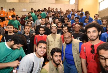 1600 من منسوبي جامعة الملك فهد يشاركون في اليوم التطوعي التاسع