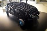 """السيارة الكيميائية """"سديم"""" تحصد المركز الثاني لجائزة """"أفضل تصميم"""""""