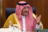ولي العهد يرعى حفل تكريم المتقاعدين من منسوبي وزارة الداخلية