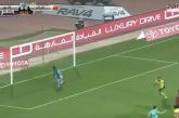 بالفيديو.. هزازي يقود #النصر للوصافة بفوزه على الرائد