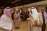 أمير تبوك يلتقي أبناء سلطان بن زيد الايداء