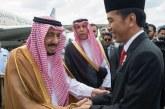 خادم الحرمين يعقد اجتماعا ثنائيا مع رئيس جمهورية إندونيسيا