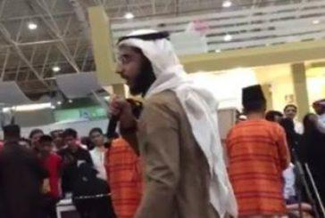 """الغفيلي: القبض على الشخص المعتدي على جناح """"ماليزيا"""" في معرض الرياض الدولي للكتاب"""