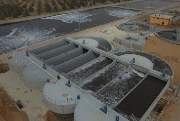 وزارة البيئة ترفع كفاءة تشغيل محطة عنيزة للمياه بنسبة ٥٠٪